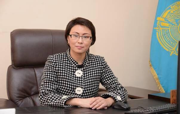 Искакова Айгуль Толеутаевна