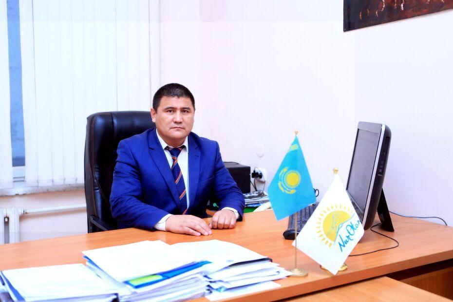 Мажинбеков Сакен Аралбаевич